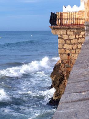 Edificio Histórico en Sitges