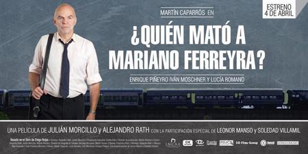 afiche de la película Quién mató a Mariano Ferreyra? (miniatura)