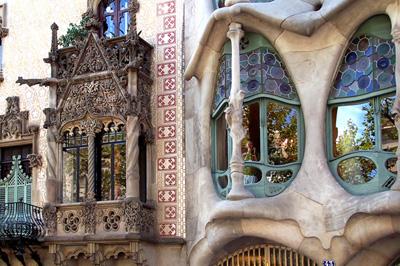 miniatura de la Casa Batlló