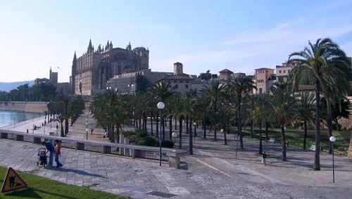 miniatura de la Seu de Palma de Mallorca