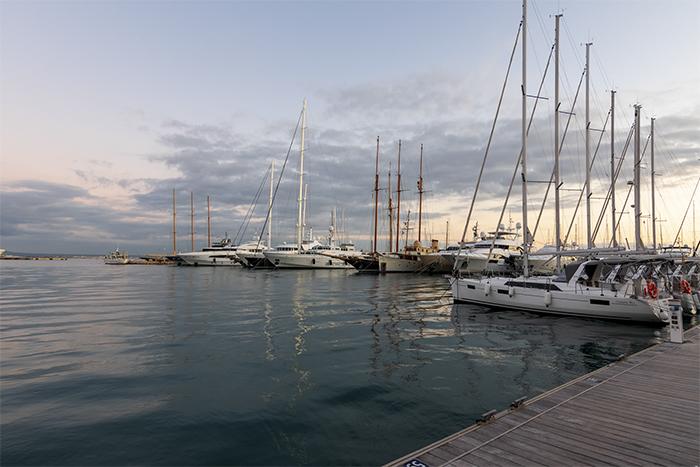 foto del Puerto de Palma